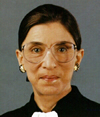 Photo: Justice Ginsburg