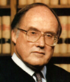 Photo: Justice Rehnquist